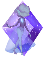 Blue pearl by Chibicmps