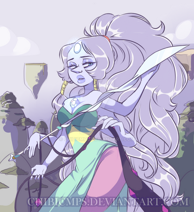 Opal by Chibicmps