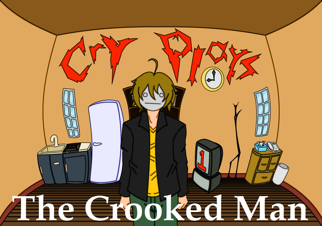Cry Plays  The Crooked Man  P1  by DOLLofPARANOIAThe Crooked Man Wallpaper