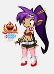 Yoko Shantae (HGH-Style)
