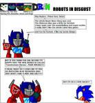 DBSH: Robots in Disgust