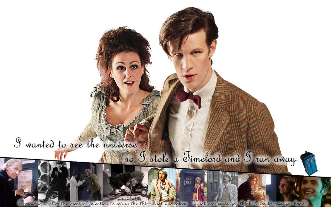 TARDIS by Faticia