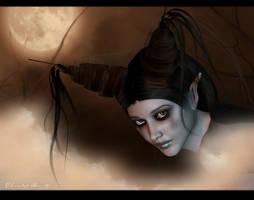 :: Dark Fay :: by christel-b