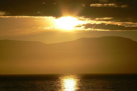 :: Golden Skies ::