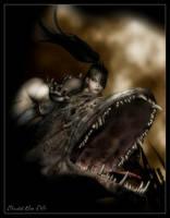 Dark Rider by christel-b