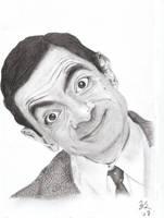 Mr Bean by Eugeneoyc