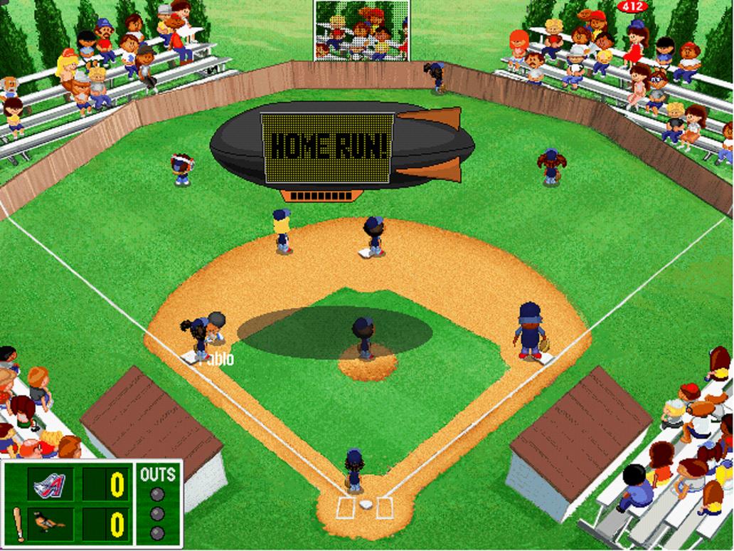 Backyard Baseball 2001 Download   Backyard Ideas