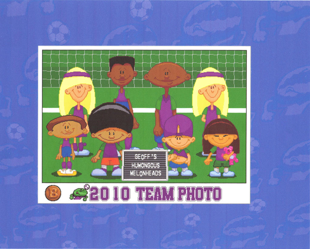 Backyard Soccer Team by raidpirate52 on DeviantArt