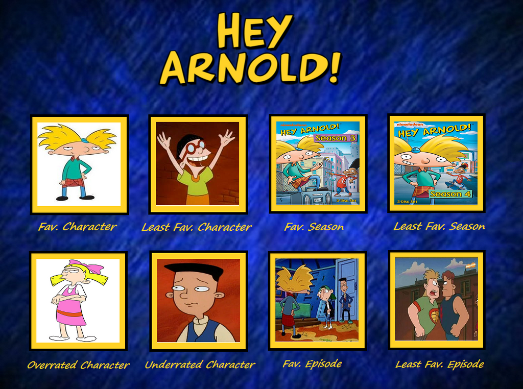 Hey Arnold Controversy Meme by raidpirate52 on DeviantArt