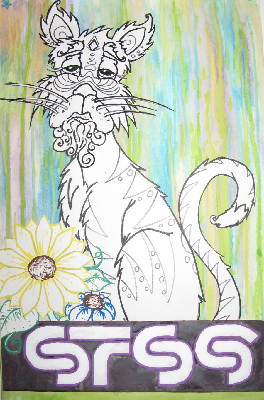 sts9 critter by drippyhippie
