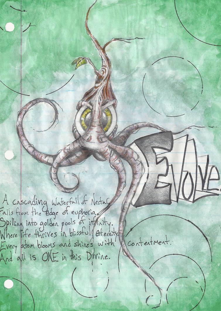 Evolve by drippyhippie