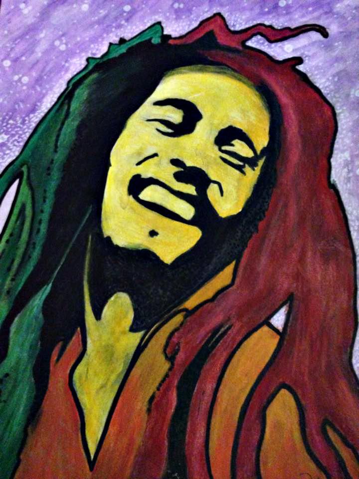 Mr. Bob Marley :) by emptysometimes
