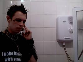 bathroom talk