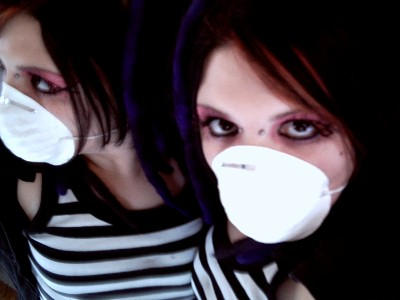 masked up, i can't see your tw