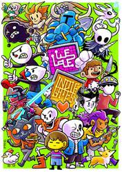 WE LOVE INDIE GAMES by RYOTOKUMOTO