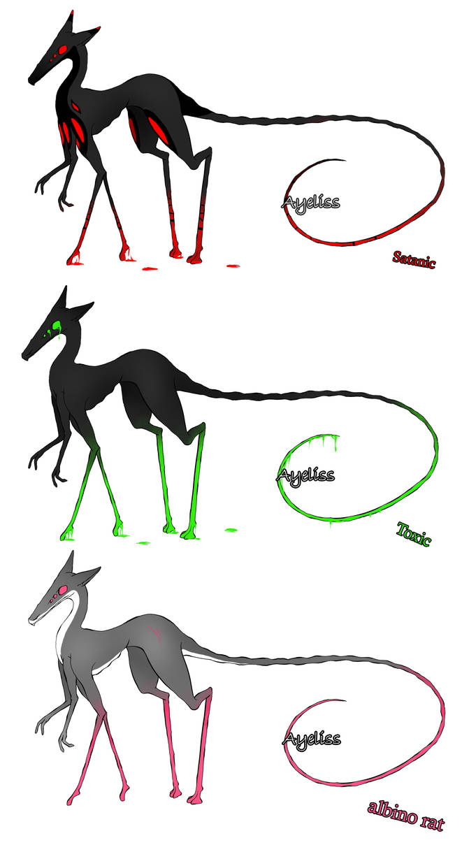 Hunters 2. adoptables 200p each /OPEN