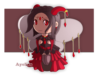 - Adoptable - Blood Drop - /OPEN by Ayeliss
