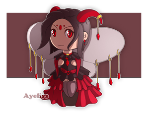 - Adoptable - Blood Drop - /OPEN