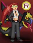 Crimson Seviper by Rocketknight56