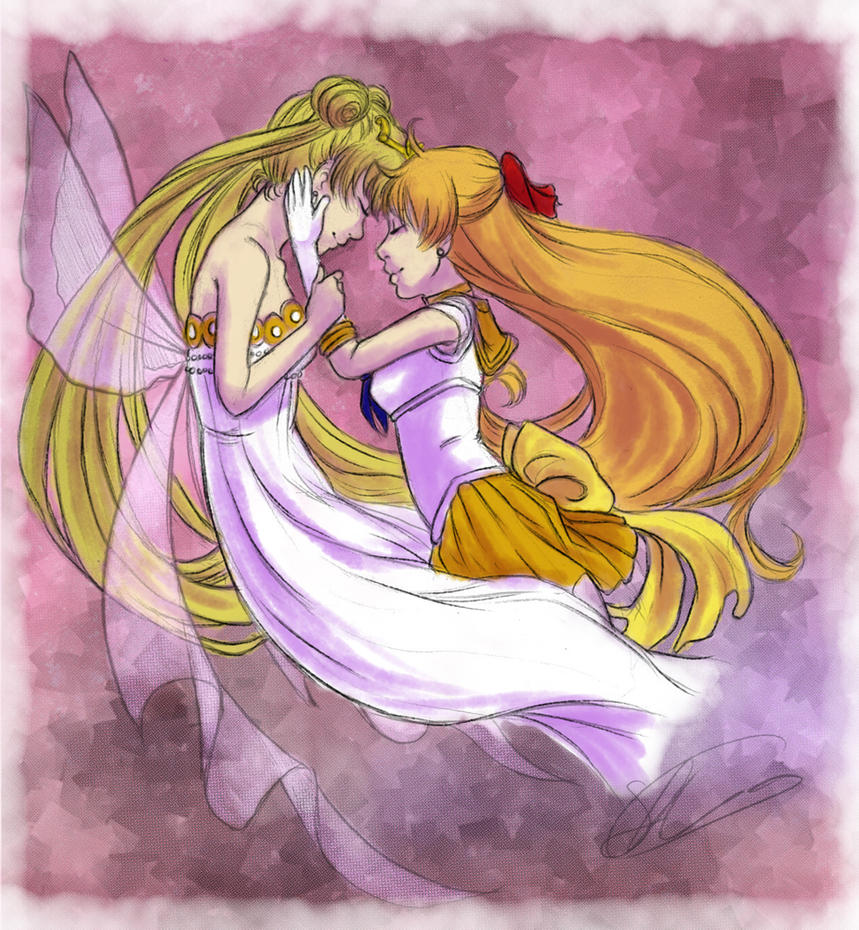 Neo-Queen Serenity X Sailor Venus By Moophles On DeviantArt