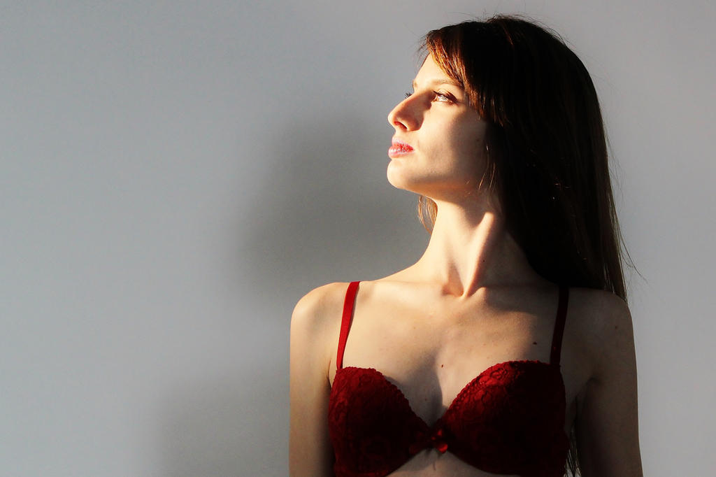 Lighting n lingerie by vikkiievoltage