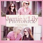 Photopack Jamie C. B. y Lily Collins 001
