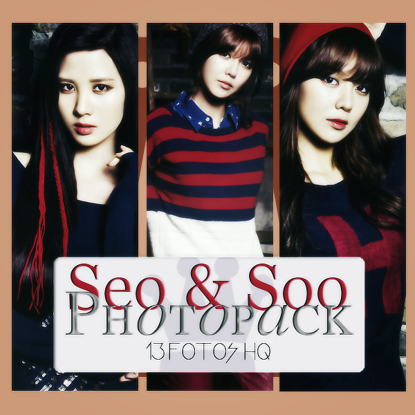 Photopack Seohyun Y Sooyoung 029 by DiamondPhotopacks