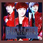 Photopack Jinyoung- B1A4 001