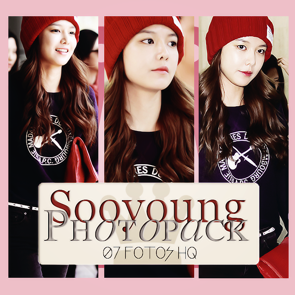 Photopack Sooyoung- SNSD 033 by DiamondPhotopacks