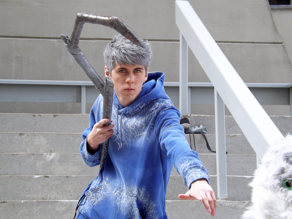 Bien connu Jack Frost Cosplay by Smoothierox on DeviantArt AS47