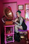 tattoos and photo by Mirek vel Stotker