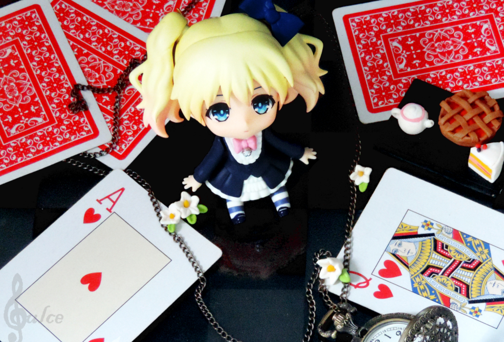 Alice in Wonderland II by nyuuchii