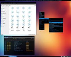 Testing OpenBox Ubuntu 12.04