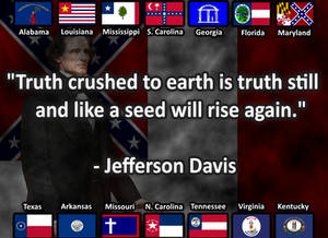 A Quote by Jefferson Davis
