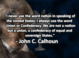 Quote by John C. Calhoun