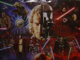Star Wars by spawn-in-the-dark