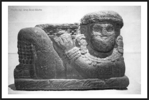 Aztec figurine by Boa-Morte