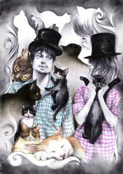 Catsdream by gurski