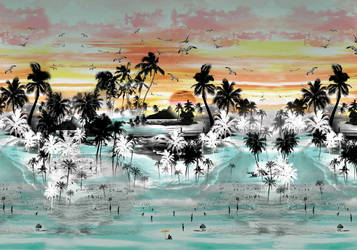 Carmim Sunset by gurski