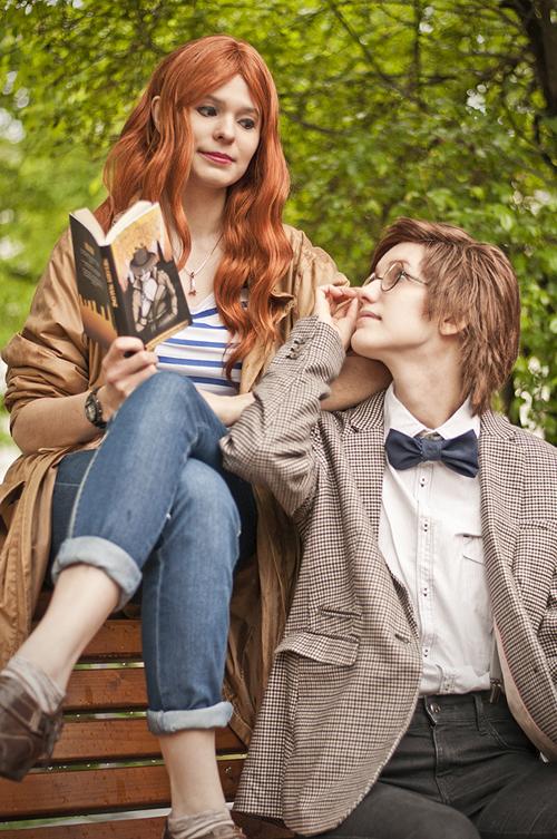 Doctor Who - last story by PetitPotato