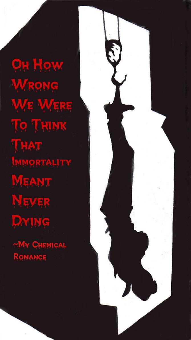 Immortality by kyouryokubi