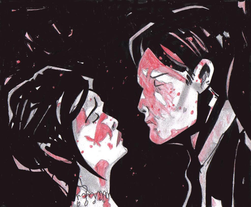 Three Cheers For Sweet Revenge by kyouryokubi
