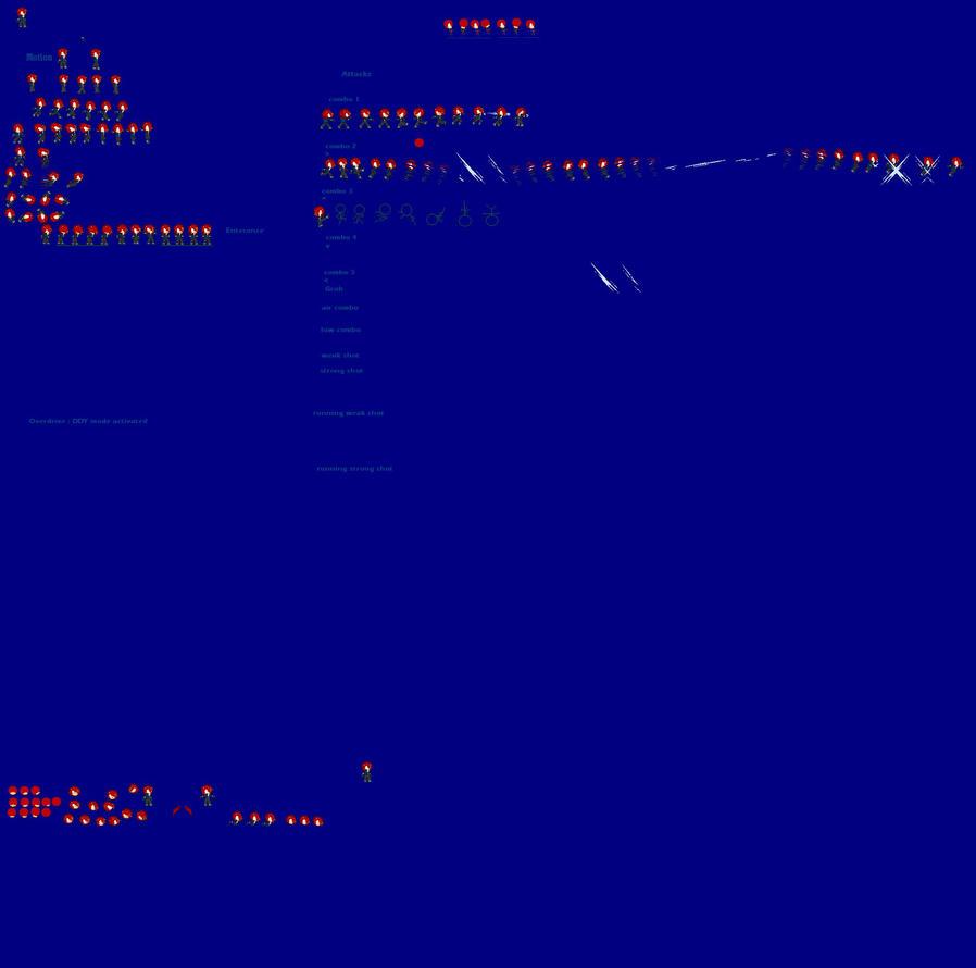 J.J new custom sprite JPG version by XxJJTheDragoHogxX