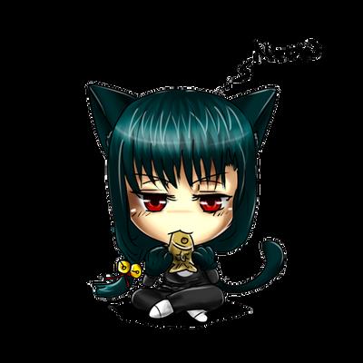 Gift: Chibi Ren by talespirit