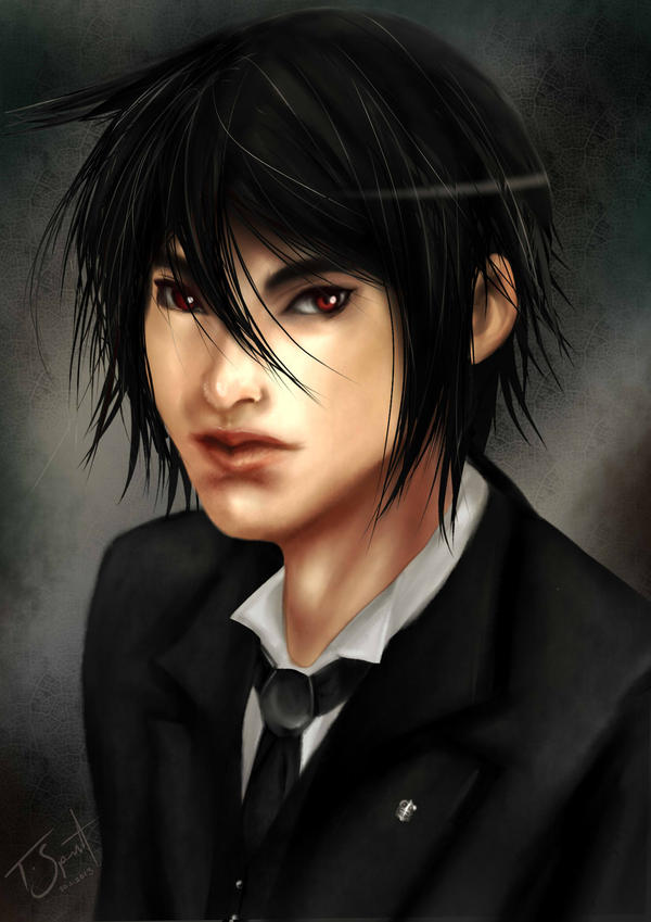 Sebastian Michaelis by talespirit