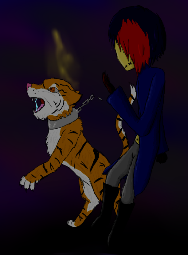 When The Tigers Broke Free by VerityofLife