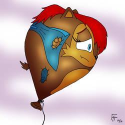 Sally Balloon 01 by Frail-Hellion
