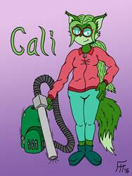 Cali Fox FH by Frail-Hellion