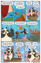 Sinking Ship by Noahs-Brothers-Ark