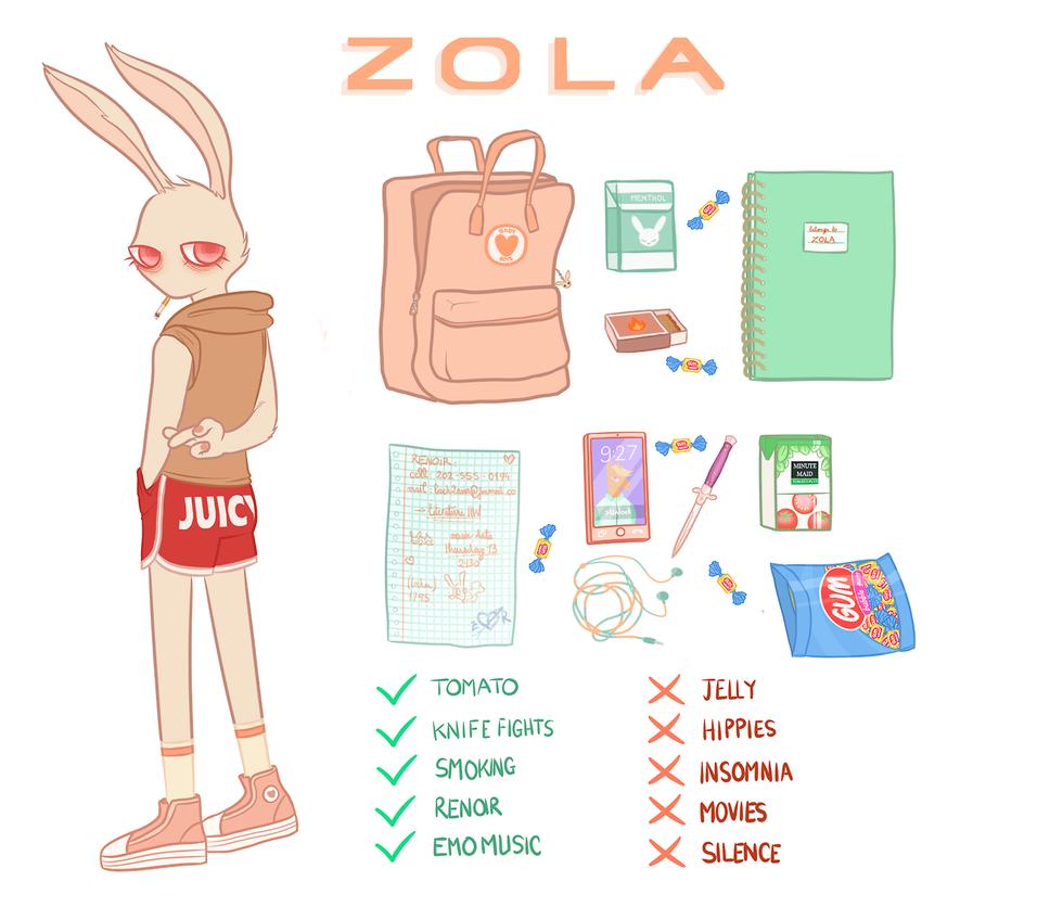 Zola by JonasVelani
